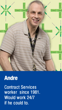Goodwill - Stories - Andre