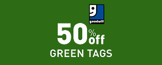 Green web tag