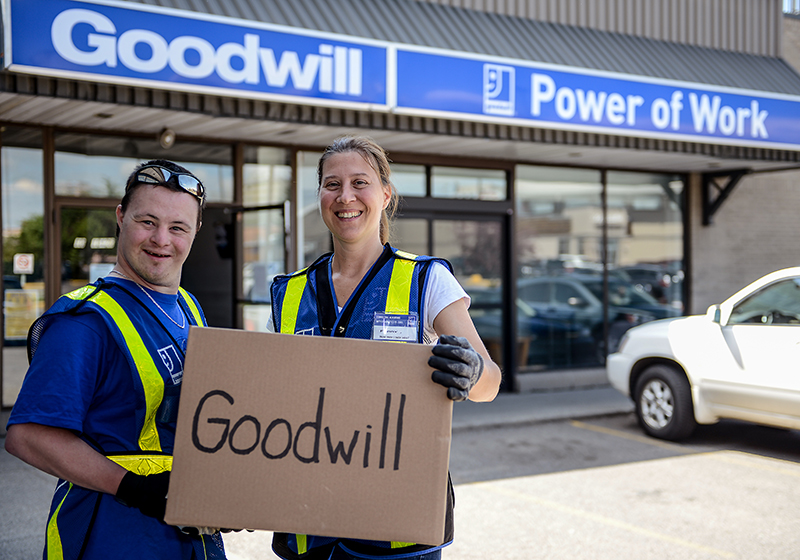 Goodwill Programs Power of WOrk