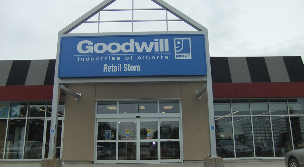 Calgary Chinook Goodwill Thrift Store & Donation Centre