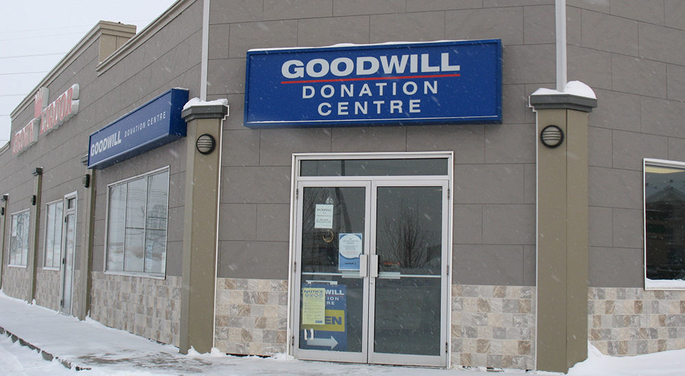 Edmonton Edwards Goodwill Donation Centre