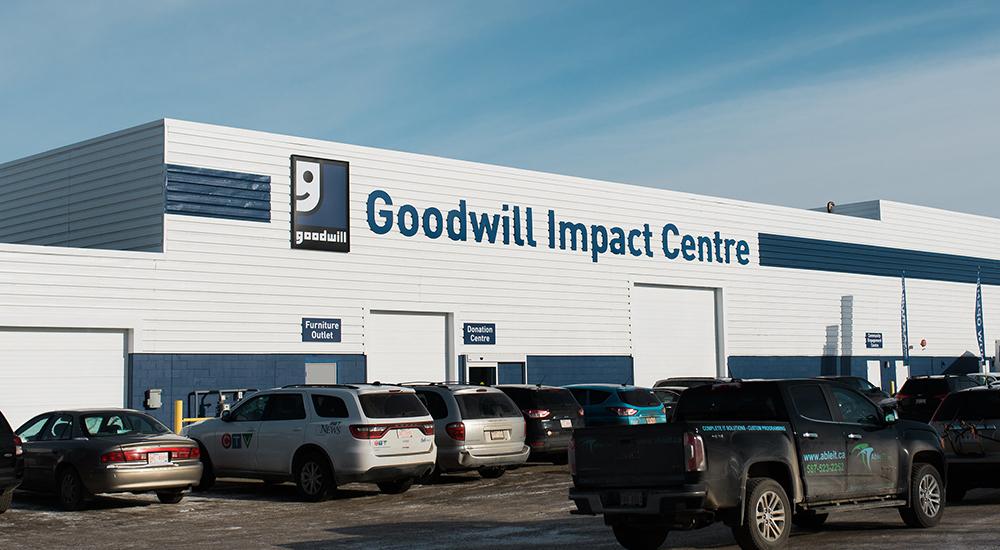 Edmonton Impact Centre Outlet Store & Donation Centre