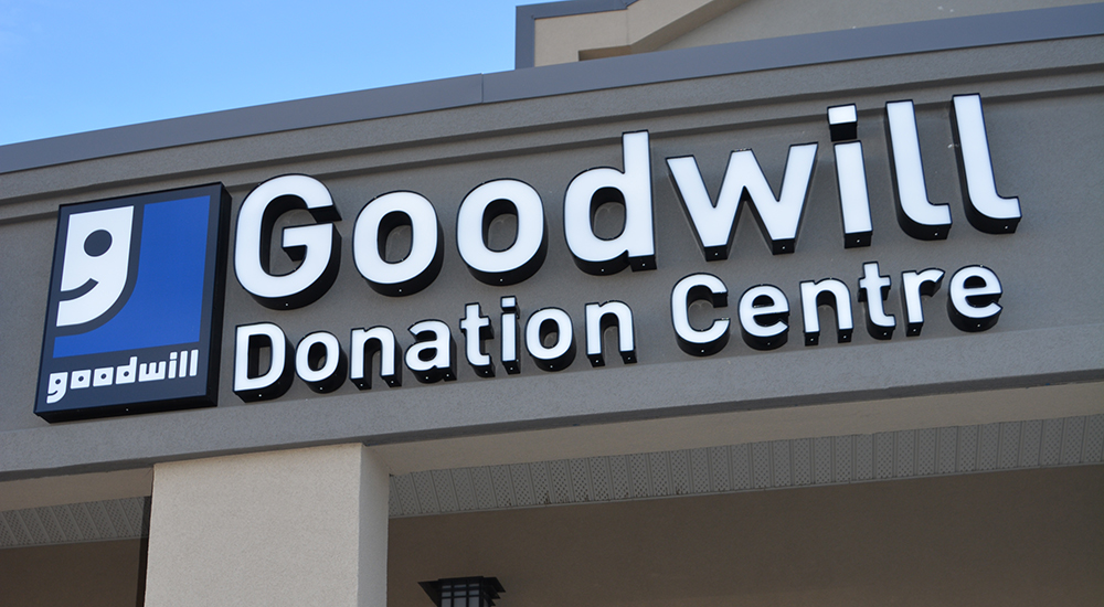 Calgary Beacon Heights Goodwill Thrift Store & Donation Centre