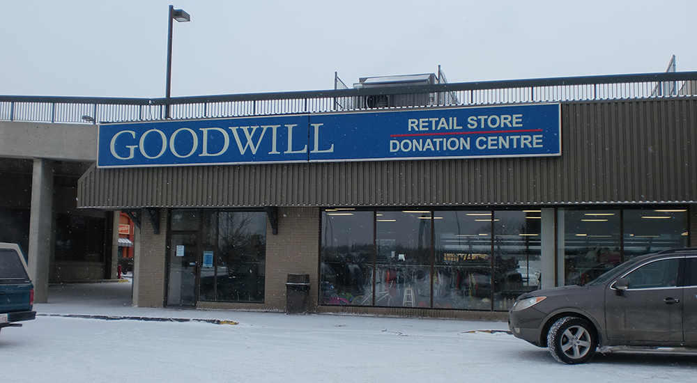 Calgary Macleod Trail Goodwill Thrift Store & Donation Centre