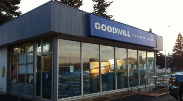 Edmonton Parkview Goodwill Donation Centre