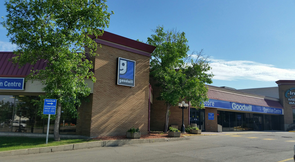 Sherwood Park Goodwill Thrift Store & Donation Centre
