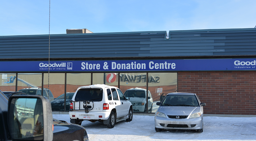 Spruce Grove Goodwill Donation Centre & Thrift Store