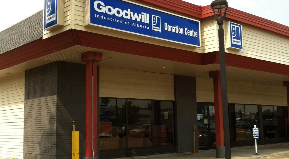 St. Albert Goodwill Donation Centre