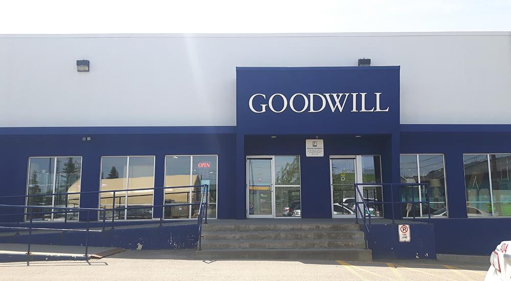 Edmonton Westend Goodwill Thrift Store & Donation Centre