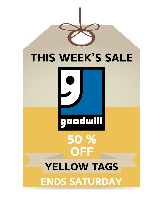 Goodwill Accepts Clothes Household Goods And Your Time