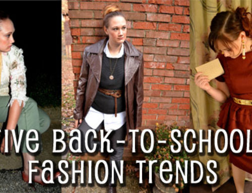 Five Back-to-School Fashion Trends You Can Find at Thrift Stores