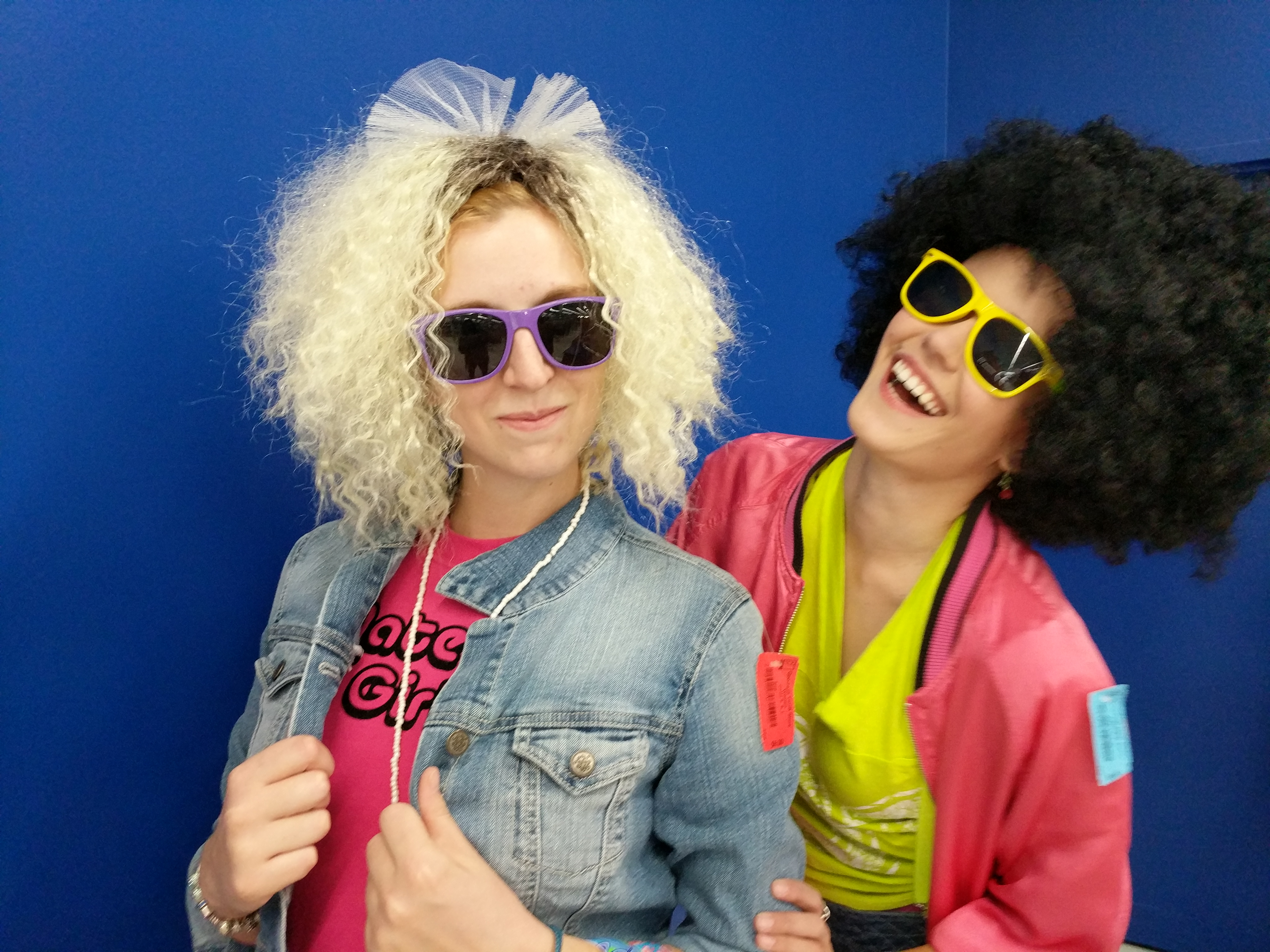 How To Rock The 80s Look