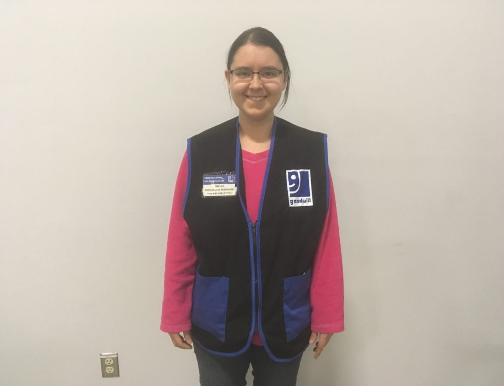Meet the Employees at the New Goodwill on Whyte