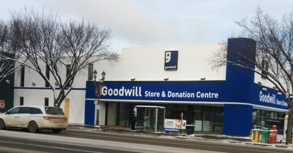 Whyte Avenue Goodwill Thrift Store & Donation Centre