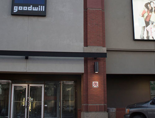 Goodwill at Edmonton South Park Opening on December 14, 2017