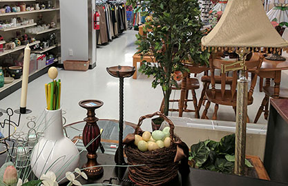 Thrift Store Goodwill Antiques, collectibles, quality furniture & home decor