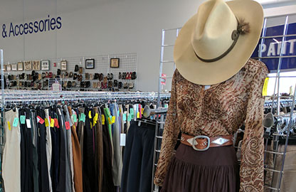 Thrift Store Goodwill Halloween costumes & decorations