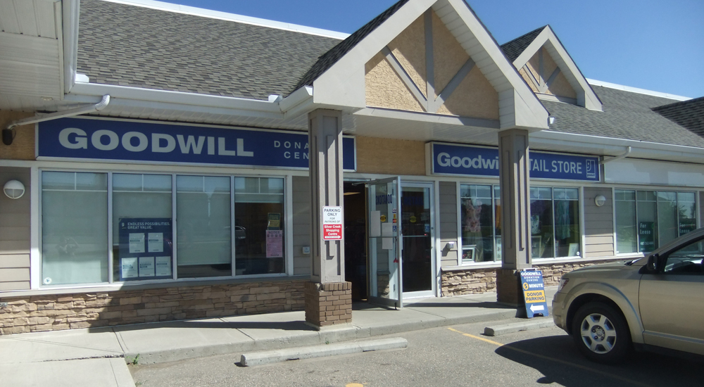 Goodwill Airdrie Thrift Store & Donation Centre