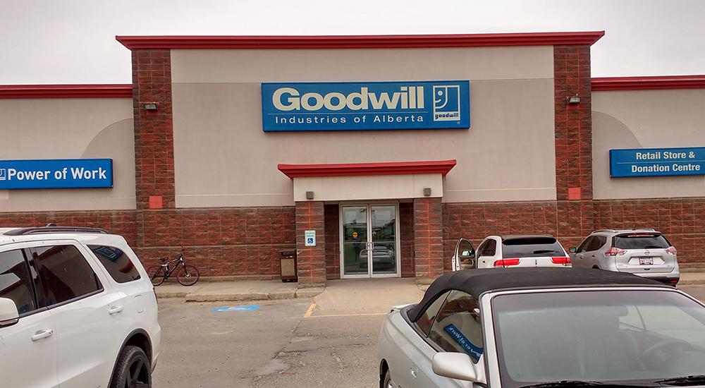 Grande Prairie Donation Centre | Goodwill Industries of Alberta