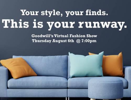 LIVE Virtual Fashion Show