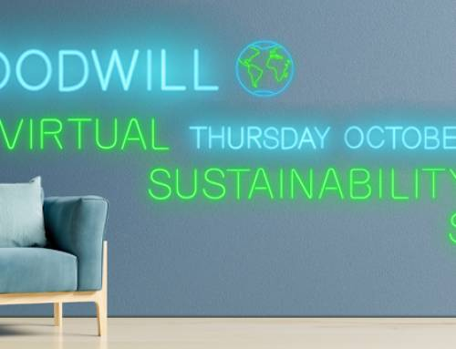 Recap: Goodwill Virtual Sustainability Show